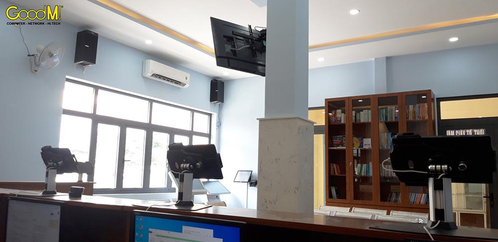 Hành chính công điện tử huyện Bình Chánh cung cấp bởi GoodM
